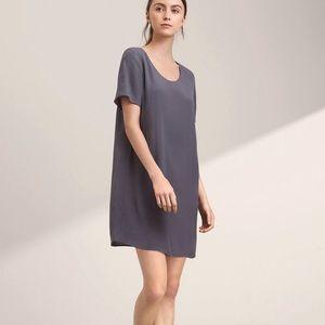 Wilfred Free Tiegan T shirt dress